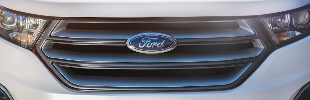 Decorative image - 2018 Ford Edge front view